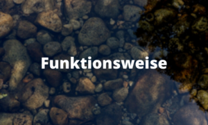 Entwässerungspumpe Funktionsweise